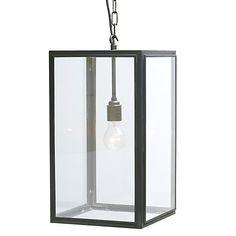 Buy Davey Square Indoor Pendant, Large Online at johnlewis.com