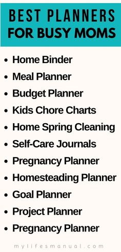 Want to stay organized? Grab these printable planners and receive different planners for your different goals. #planner #printables #organized #printableplanner #bestplannersformoms #bestplanners Goals Planner, Budget Planner, Life Planner, Planning And Organizing, Planner Organization, Organized Mom, Staying Organized, Best Planners For Moms, Printable Planner