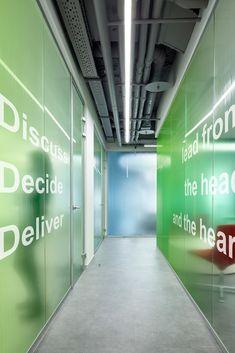 Mondelez International. Дизайн офиса: интерьеры, материалы, мебель, акустика. Коворкинги. БЦ.