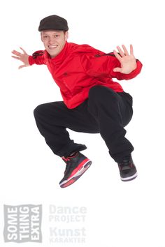 Robin Hack is part of the Dance Project Crew