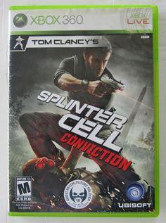Tom Clancy's Splinter Cell: Conviction (Microsoft Xbox...