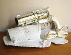 Revolver Style Hair Dryer
