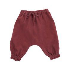 Babe & Tess Velvet trousers-product