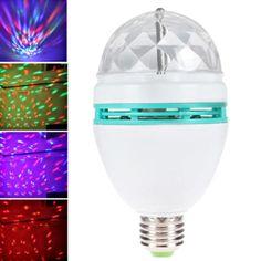 Vaas 3W Color LED Rotating Stage Light Bulb - $7.99. https://www.tanga.com/deals/84284fa65b18/vaas-3w-color-led-rotating-stage-light-bulb