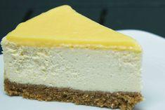 Krémes, citromos sajttorta - Kényeztető desszert pofonegyszerűen - Recept | Femina Ricotta, Vanilla Cake, Cheesecake, Food, Cheese Cakes, Meals, Cheesecakes, Yemek, Eten