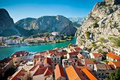 Omiš is a charming Central Dalmatian town located just 25 kilometers southeast of Split. It is famous for its rich history, amazing landscapes and as one of the best places in Croatia for adventure holidays.  What to visit Other than sunbathing and enjoying in crystal clear sea, there are many... - https://www.welcome-to-croatia.com/holiday-destinations/omis/