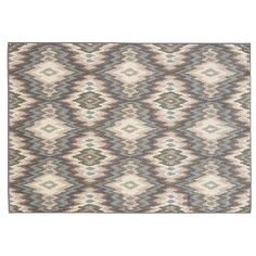 Oriental Weavers Brentwood Abstract Ikat Rug