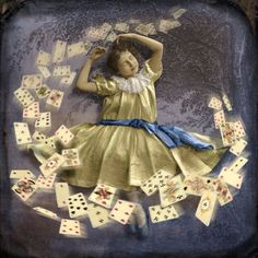 'Almost Alice' by Maggie Taylor