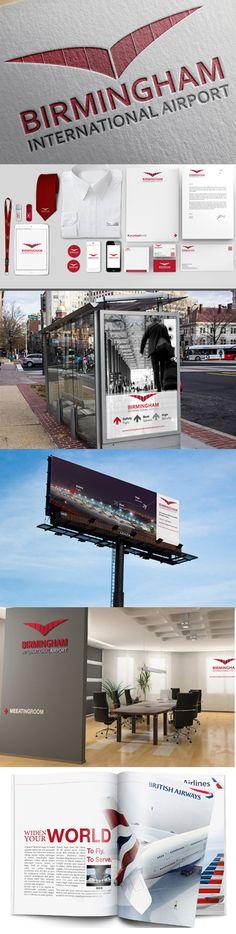#Airport #Logo #Billboard #Magazine #Office #Corporate #Identity #Design http://burayyuksel.com/portfolio.html