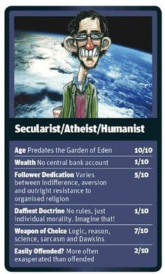 Looking for a religion (or irreligion) ? Secularism, atheism, humanism.