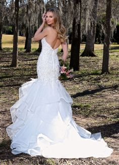 Style: 10429 | Ashley & Justin Bride
