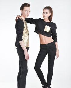 dzky. by maciek sieradzky. www.hushwarsaw.com  #hushwarsaw #hushwrsw #polish #fashion #brand #dzky #sieradzki #smartwear #fashion #golden