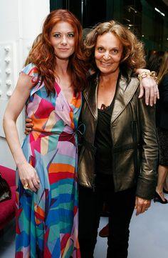 Diane von Furstenberg Photo - Diane Von Furstenberg Launches Wonder Woman Collection