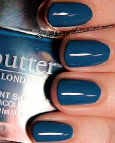 Ria Loves Pawlish: Butter London Patent Shine 10X Chat Up