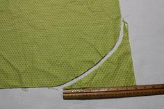 how to sew tutlip hem