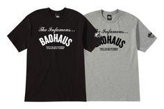 "Image of Baohaus x Stussy 2012 ""The Infamous BAOHAUS"" T-Shirt"