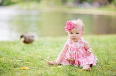6 month baby photos outdoors - Bing Images by ebony Sweet Baby Pic, Baby Kind, Outdoor Baby Pictures, Outdoor Photos, Toddler Photography, Newborn Photography, Photography Ideas, Baby Girl Photos, Girl Pictures