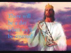People get ready,  Jesus is coming