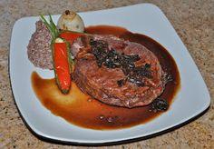 Chef JD's Southwestern Cuisine: Agave Cumin Glazed Rib Roast with Pink Peppercorn ...