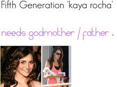 """Fifth generation "" Kaya Dakota Rocha ''"" by tayzalo on Polyvore"