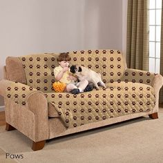 Water Absorbent Furniture Protector for Couches - 7 Styles