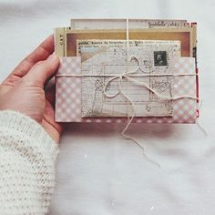 Pastel pinks, browns, and cream- The Love Parcel