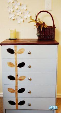 Furniture Redos on Pinterest