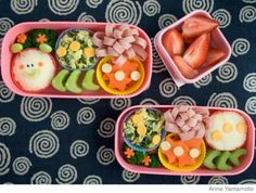 How to Make an Easy, Healthy Caterpillar Bento Lunch Box - Parenting.com