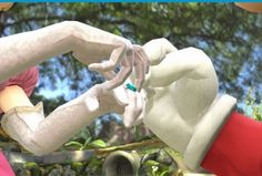 Imagem divulgada pela Nintendo sugere casamento de Mário com a princesa Peach