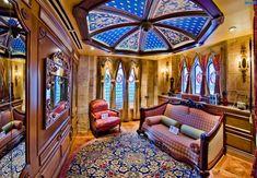 Cinderella Castle Suite Tour & Photos - Disney Tourist Blog Walt Disney World, Disney World Facts, Disney Parks, Cinderella Suite, Cinderella Castle, Magic Kingdom, Jacuzzi, Discovery Island, Dumbo The Flying Elephant