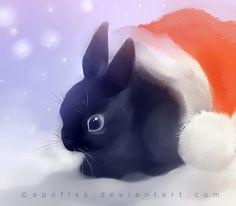 black rabbit ~ Rhiards Donskis aka Apofiss