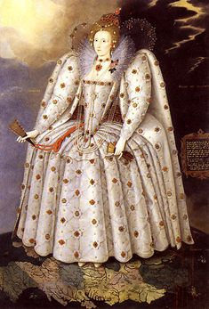 Queen Elizabeth I, the Ditchley portrait, c. 1592