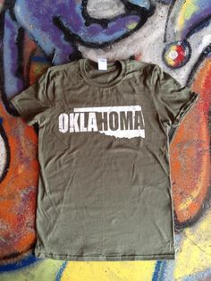 Do you put the Okie in Oklahoma? Great shirt to show your pride in our fabulous state.