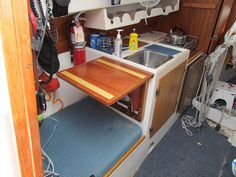 Small Boat Projects - Making Life Aboard Easier: Nature abhors a vacuum