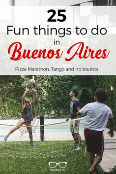 Time to have some fun in Buenos Aires! After discovering the marvelous 5 Star Hostel Caravan BA we had a closer look around the city. What's to see, to do,… to explore?Here is a big list of cool and fun activities when visiting Buenos Aires! In fact, this is your major list of the best fun things to do in Buenos Aires.Why? Because we simply love to live it up! Check them out at https://hostelgeeks.com/fun-things-to-do-in-buenos-aires/