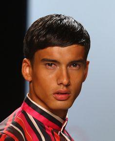 Men's Shorter Hairstyles - More Super Stylish Shorter Hairstyles for Men: Brushed Aside