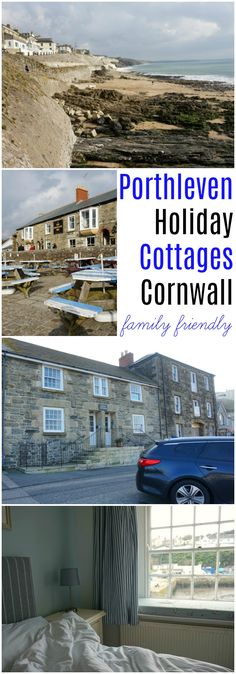 Porthleven Holiday Cottages Cornwall - This is lovely family friendly self catering accommodation in Cornwall overlooking the harbour. If you are looking for places to stay in Cornwall check out this post Holiday Cottages In Cornwall, Holidays In Cornwall, Uk Holidays, Toddler Travel, Travel Reviews, Travel Tips, Travel Ideas, Travel Uk, Travel Inspiration