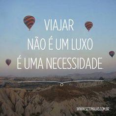 Confira dicas para não passar necessidade #travel #needs #viagem