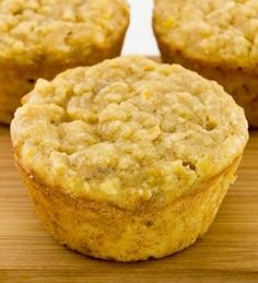 Healthy Banana Oat Muffins - Peak Physique