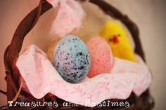 Cute and easy Easter craft!