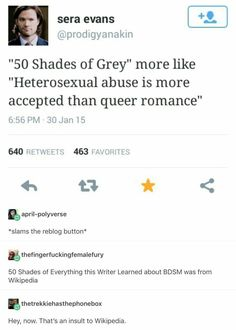luckily, the lego batman movie got more money than fifty shades darker, and the . luckily, the lego batman movie got more money than fifty shades darker, and the lego batman movie is gay My Tumblr, Tumblr Posts, Batman Lego, Lego Lego, Memes, Faith In Humanity, No Me Importa, Text Posts, Social Justice
