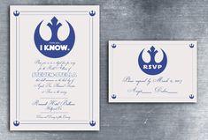 star wars wedding/ rebel alliance wedding/ empire strikes back wedding/ sci-fi wedding/ movie themed wedding/ princess leia wedding/