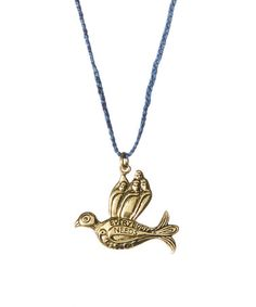 Look what I found on #zulily! Brass 'Everybody Needs Peace' Pendant Necklace #zulilyfinds