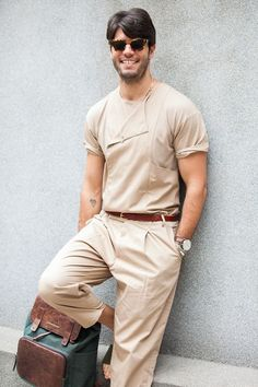Nude Outfits, Androgynous Fashion, African Men Fashion, Gentleman Style, Stylish Men, Menswear, Summer Outfit, Kaizen, Shoes Style