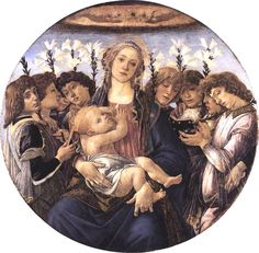 Sandro BOTTICELLI Madonna and Child 1478  http://www.the-athenaeum.org/art/display_image.php?id=73780