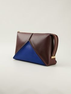 STELLA MCCARTNEY 'Beckett' clutch from Farfetch