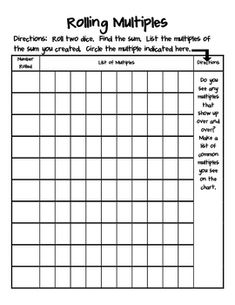 math worksheet : 1000 ideas about least common multiple on pinterest  greatest  : Worksheets On Multiples