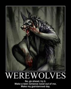 A Werewolf Opportunity Obviously DEMO by arcade party DarkChibiShadow