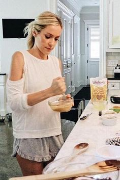 Kristin Cavallari wearing Nphilantropy Shea Open Shoulder Top