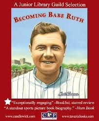 Very few Americans, even those not interested in sports, have never heard of Babe Ruth. So what makes this volume unique and valuable? The story focuses on Ruth's early life and how he became the great baseball player rather than on his stats and behavior as a grown man. The phenomenal illustrations show not only the illustrator's passion for baseball and for Ruth, but they also show Ruth's passion for everything, including kids and eating. #3rdgrade http://3rdgradereading.net